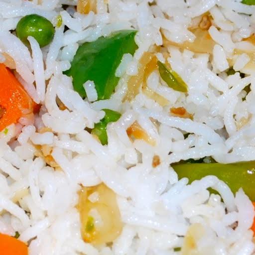 Egg Chicken Fried Rice