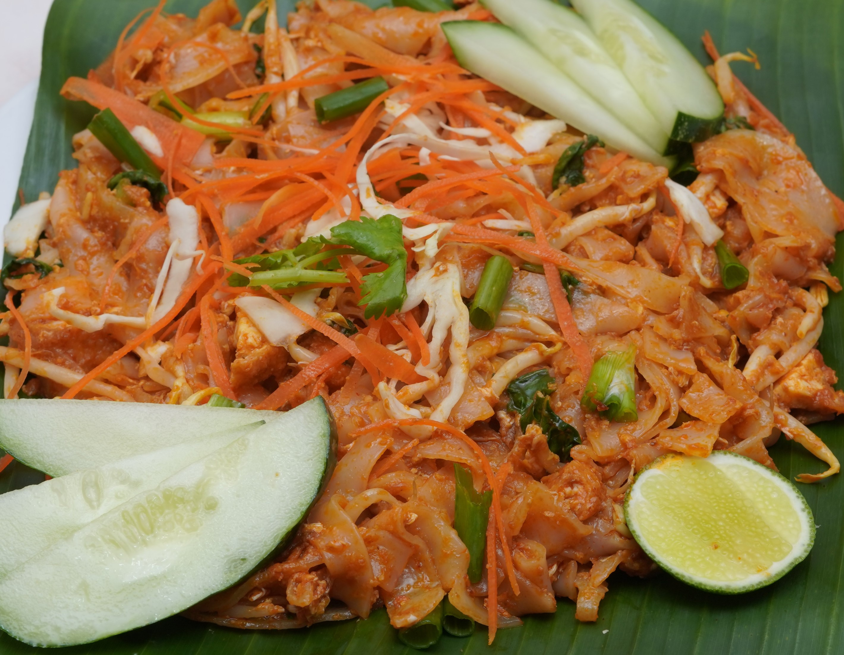 Kway Teow Goreng Veg