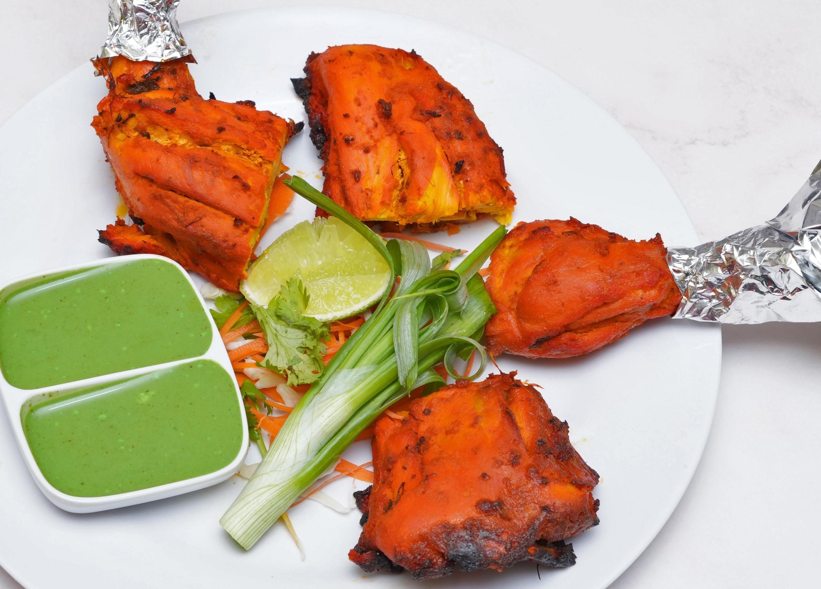 Tandoori Chicken - Half