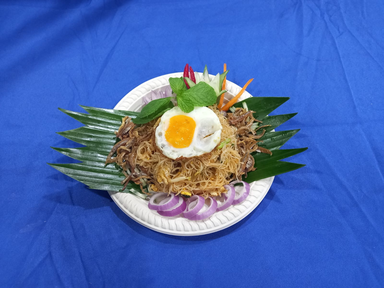 Nasi Goreng with Egg