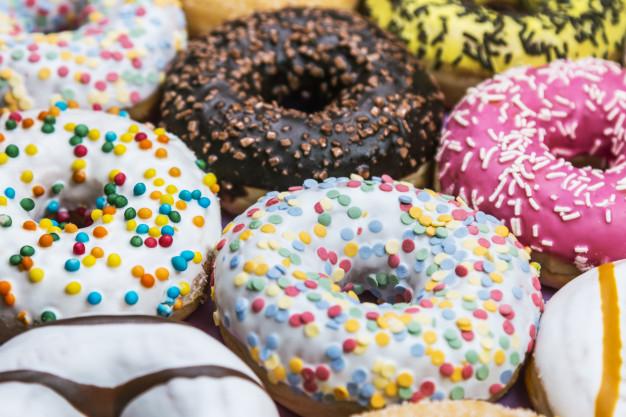 24 pcs Assorted Donuts