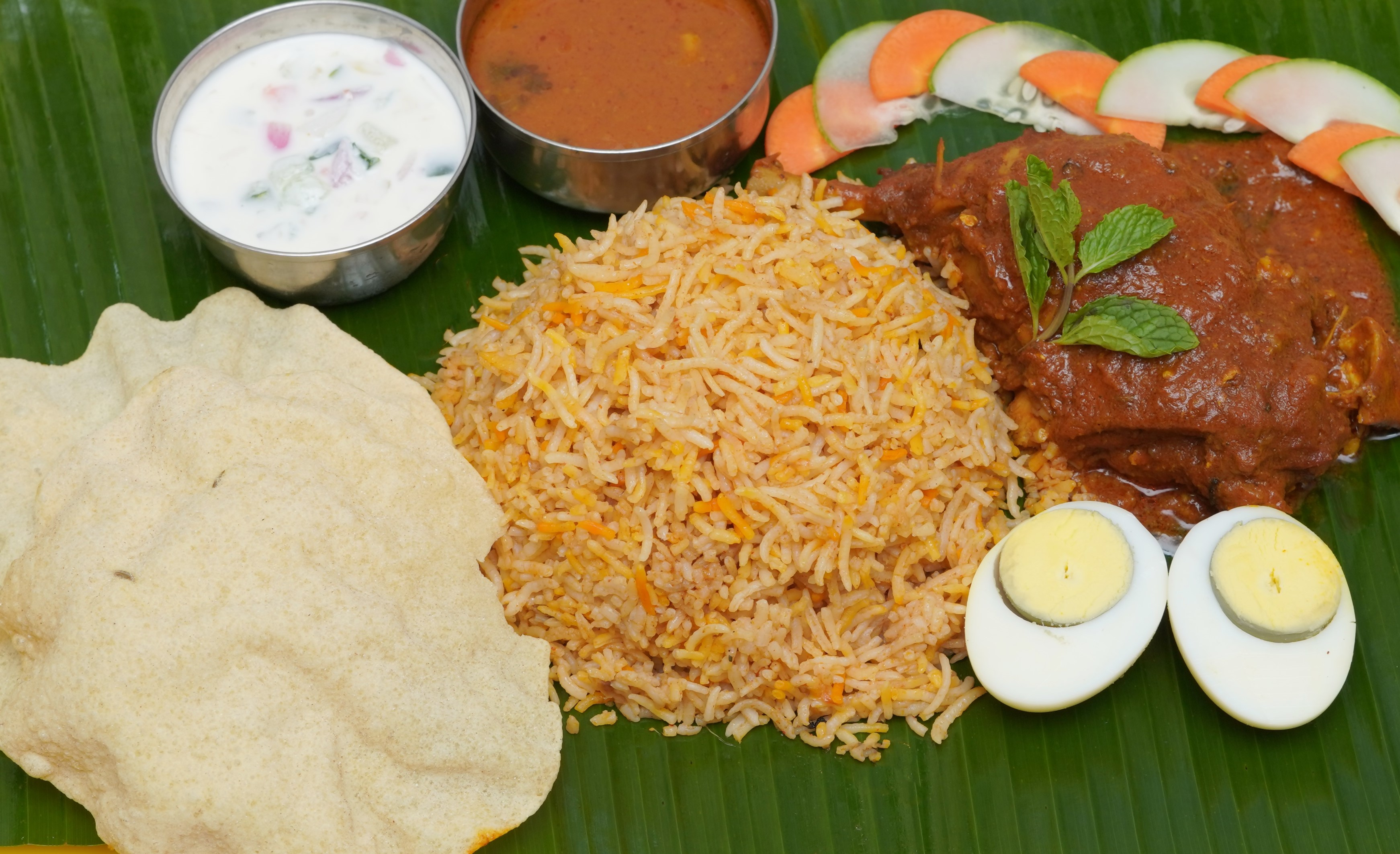 Chicken Briyani (Not available fr 3am to 10am)