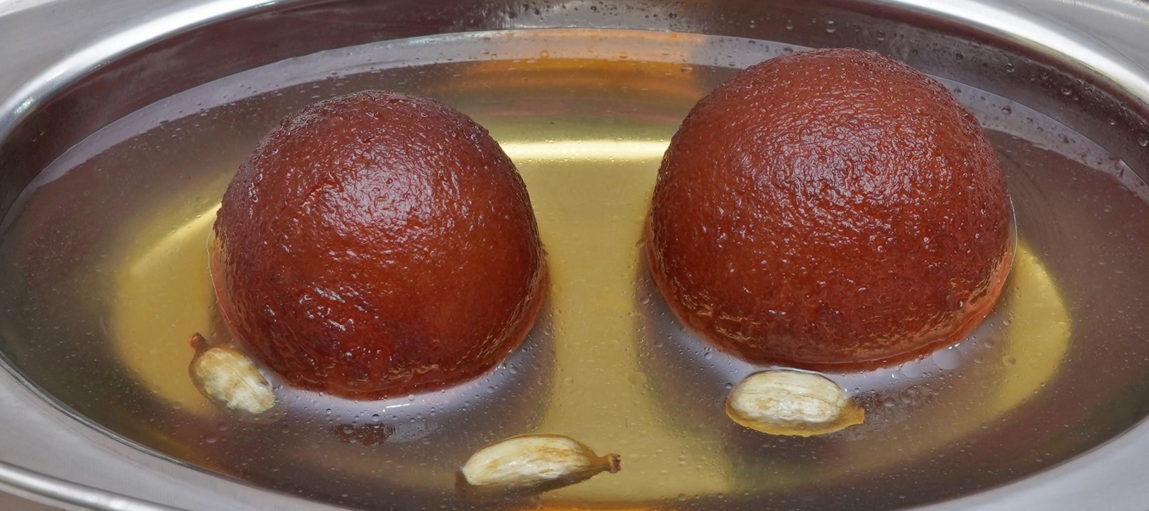 Gulab Jamun (2 pcs)