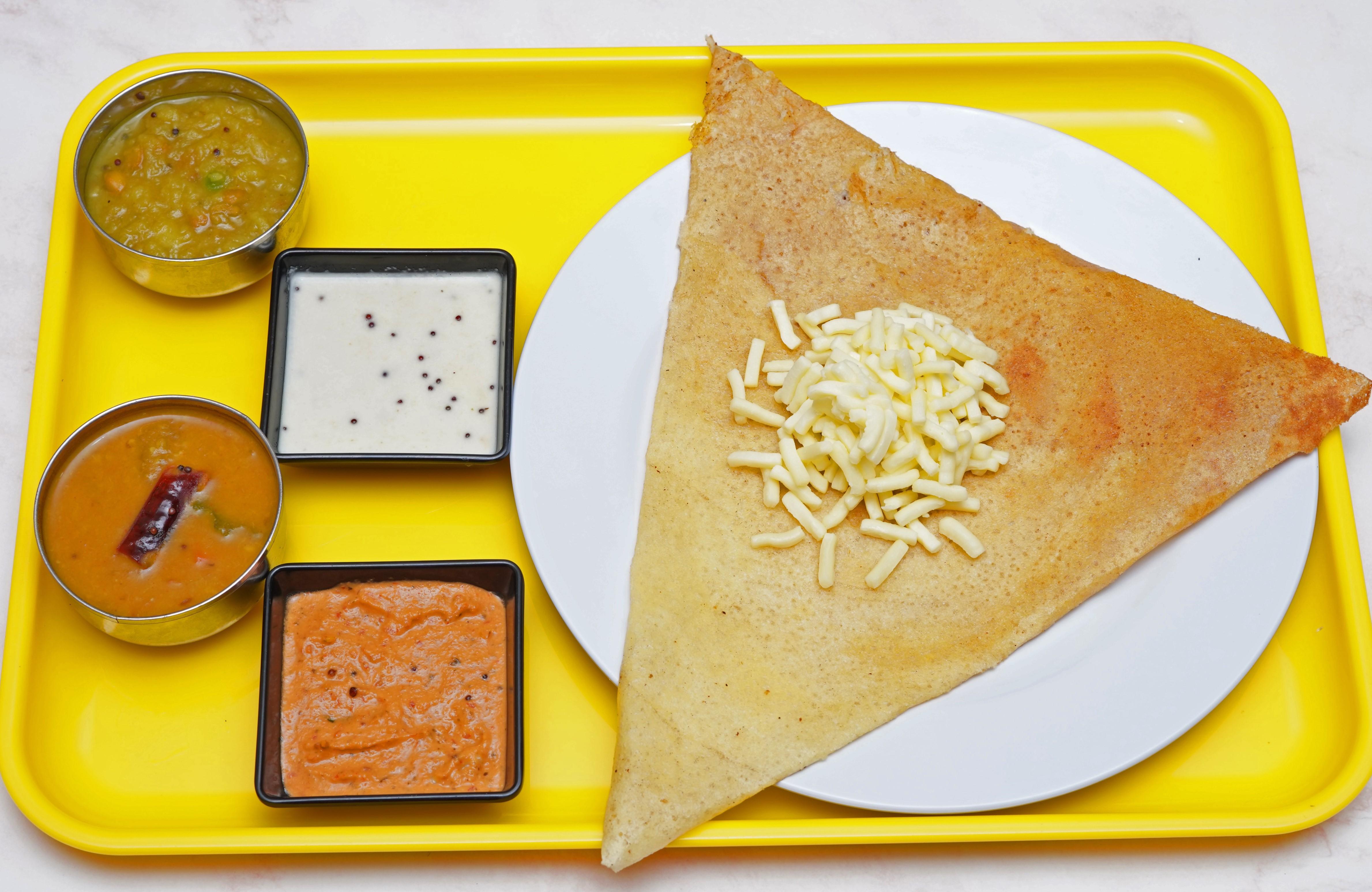 Cheese Thosai