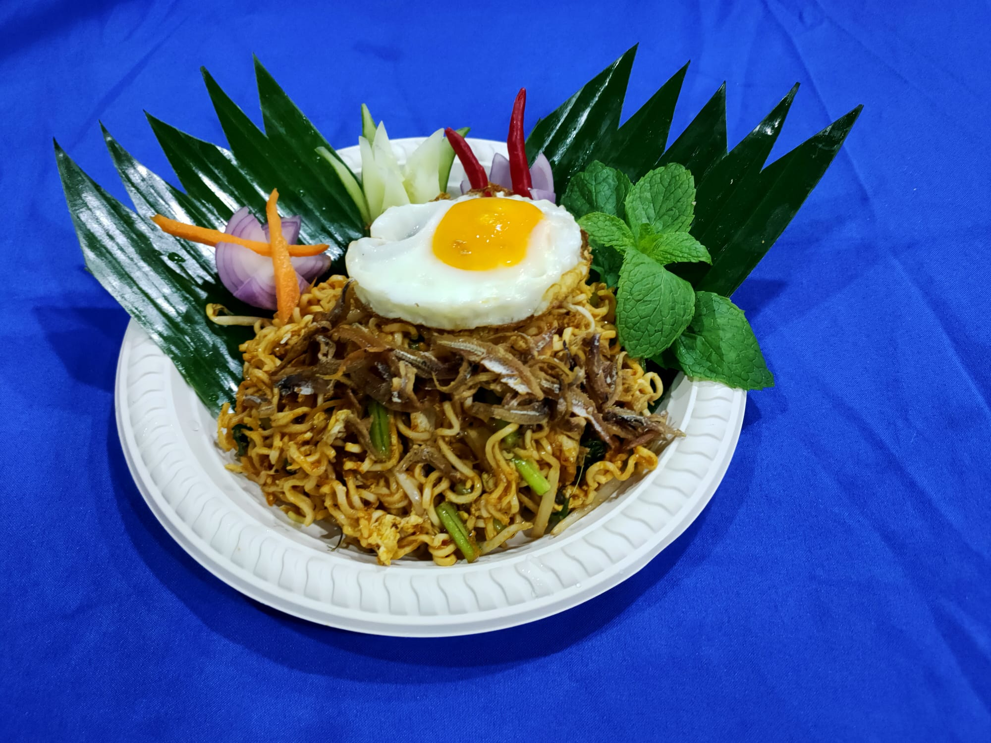 Kway Teow Goreng With Egg