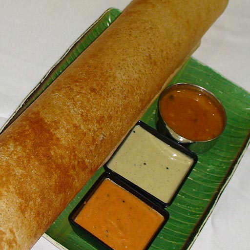 Cheese with Onion Thosai